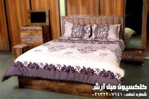 فروش سرویس خواب ام دی اف و تمام چوب